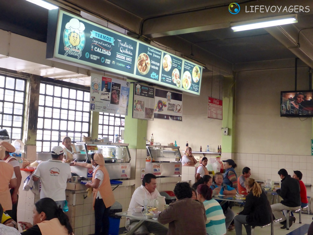 Mercado Central_I Corvina Jimmy's