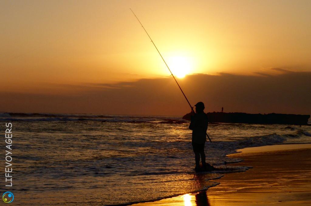Bali Sun down